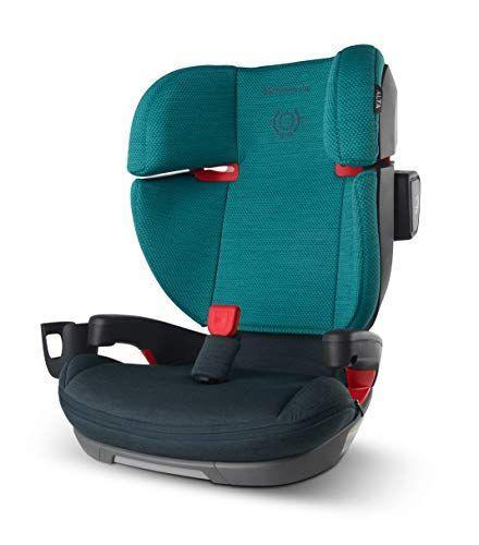 """<p><strong>UPPAbaby</strong></p><p>amazon.com</p><p><strong>$179.99</strong></p><p><a href=""""https://www.amazon.com/dp/B0858C72X8?tag=syn-yahoo-20&ascsubtag=%5Bartid%7C10055.g.36283367%5Bsrc%7Cyahoo-us"""" rel=""""nofollow noopener"""" target=""""_blank"""" data-ylk=""""slk:Shop Now"""" class=""""link rapid-noclick-resp"""">Shop Now</a></p><p>With a relatively compact design, the UPPAbaby Alta features a sleek look without compromising functionality. It offers seven headrest positions and a <strong>belt routing system that guides both the shoulder strap and the lap belt to rest safely and securely</strong>, helping kids learn how to buckle up on their own. Plus, it comes in four attractive colors. </p>"""