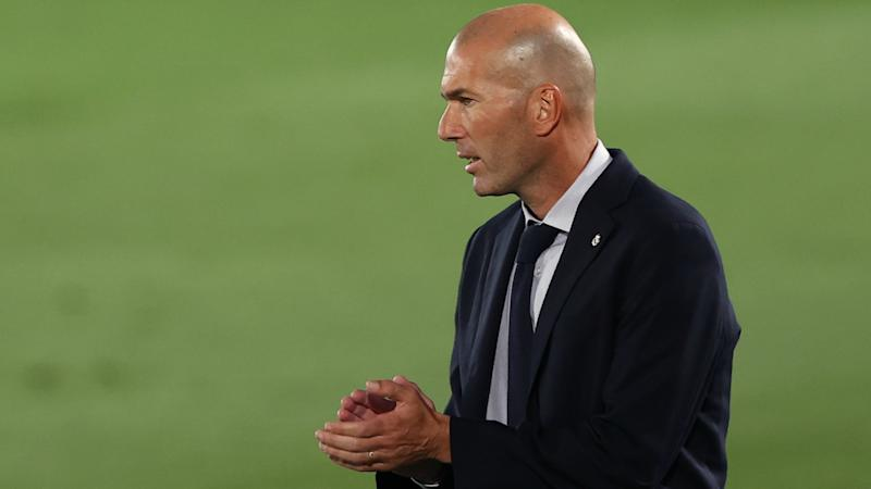 Zidane avoids LaLiga title talk as Real Madrid close in on championship