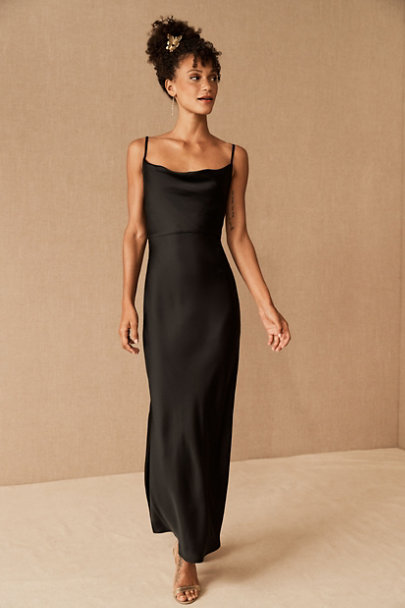 """<h3><strong>BHLDN</strong></h3><br><strong>Price Range:</strong> $136 - $325<br><strong>Size Range:</strong> 0 - 26<br><br>The Anthropologie-owned bridal destination carries a gorgeous assortment of unique formal options. This shop's offerings do come with a pretty price tag to match its pretty selection, but expect to find something truly special. <br><br><em>Shop <strong><a href=""""https://www.bhldn.com/categories/bridal-party-bridesmaid-dresses"""" rel=""""nofollow noopener"""" target=""""_blank"""" data-ylk=""""slk:BHLDN"""" class=""""link rapid-noclick-resp"""">BHLDN</a></strong></em><br><br><strong>BHLDN</strong> Cali Satin Charmeuse Midi Dress, $, available at <a href=""""https://go.skimresources.com/?id=30283X879131&url=https%3A%2F%2Fwww.bhldn.com%2Fproducts%2Fcali-dress-dusty-blue%3Fcolor%3DBlack"""" rel=""""nofollow noopener"""" target=""""_blank"""" data-ylk=""""slk:BHLDN"""" class=""""link rapid-noclick-resp"""">BHLDN</a>"""