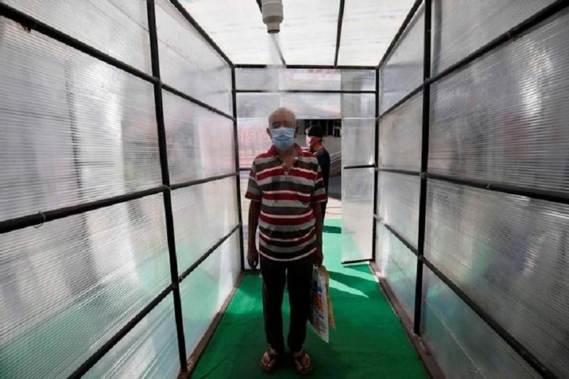 Explore Possibility of Disinfection Tunnel With No Harm on Human Body: DGCA to Airports, Airlines