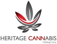 Heritage Cannabis Reports Third Quarter 2020 Financial Results