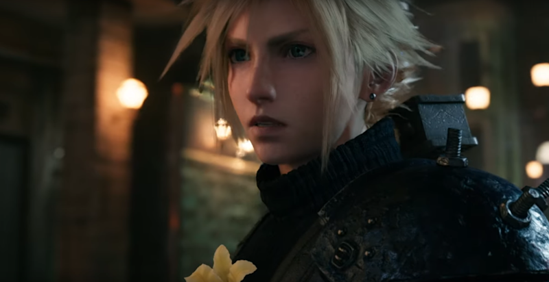 Final Fantasy VII Remake finally gets a release date