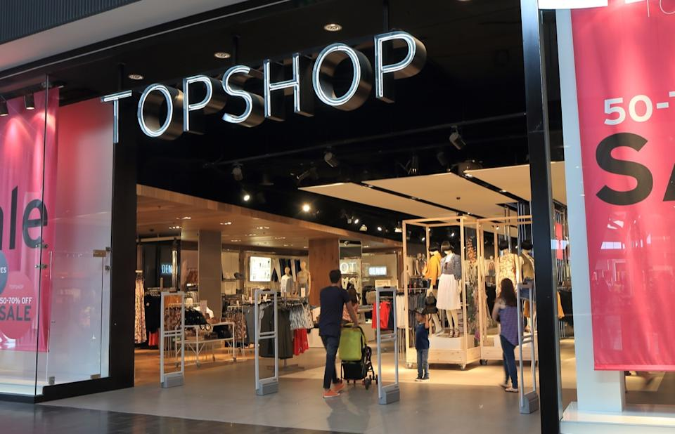 Topshop Store