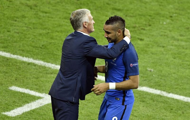 Payet's tears of relief after rescuing France