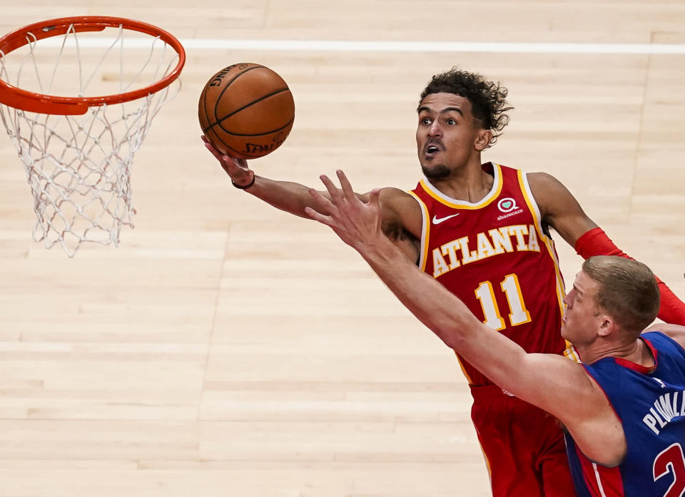 Trae Young, Atlanta Hawks