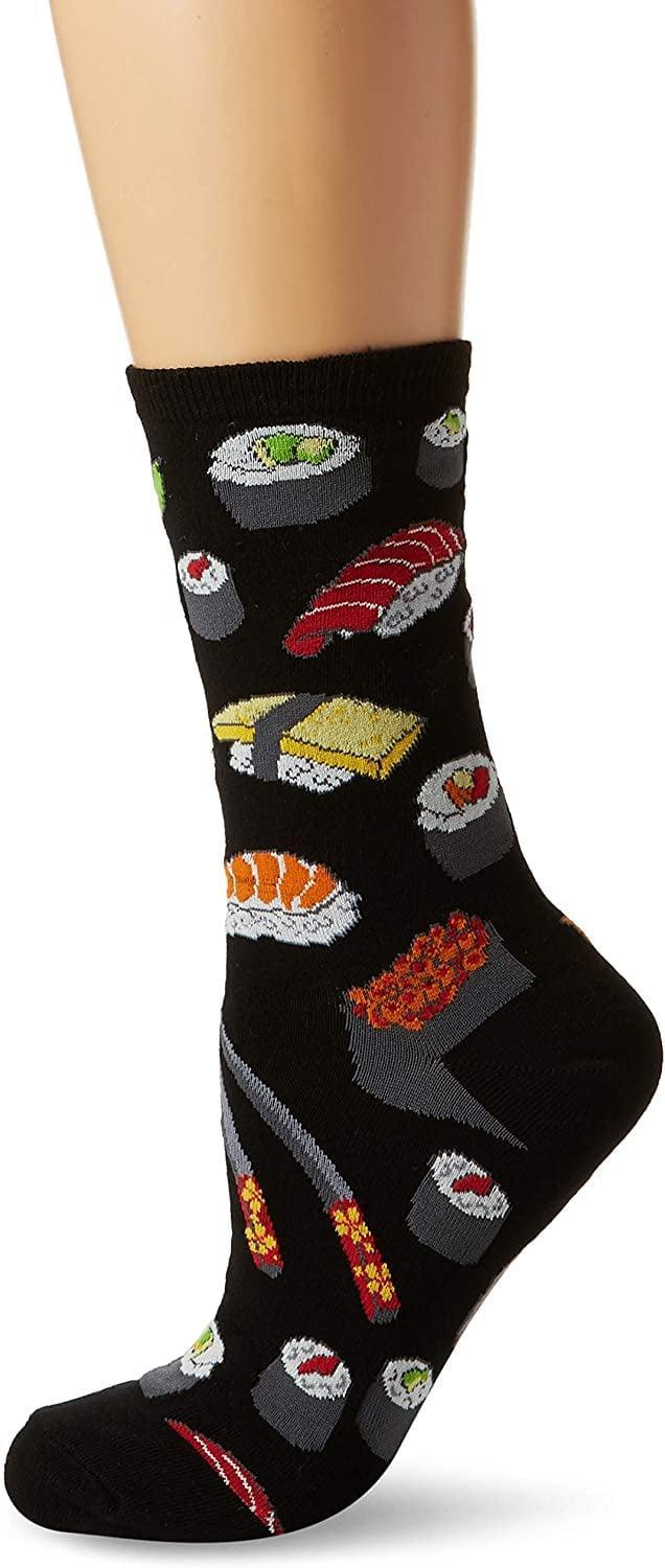 <p>These <span>Sushi Novelty Socks</span> ($11) pair well with jeans and sneakers.</p>