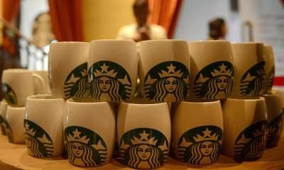 Starbucks Losses Hit £30m In Last Tax Year