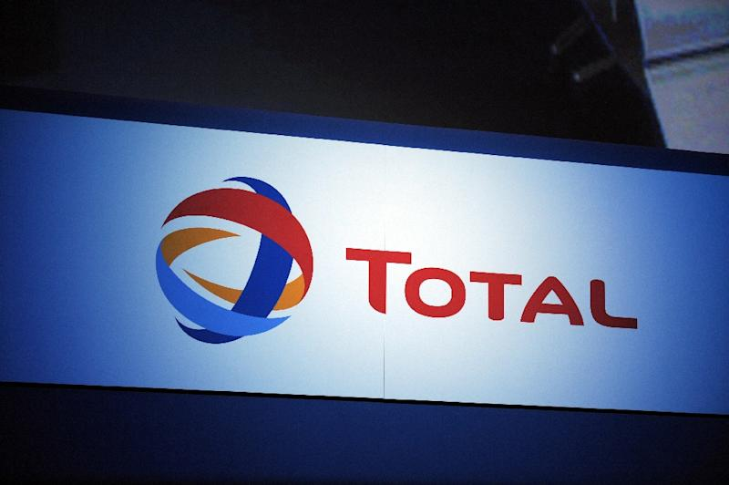 French oil group Total is part of a consortium of 10 major energy companies that say they foresee a shift towards relatively clean natural gas (AFP Photo/Eric Piermont)