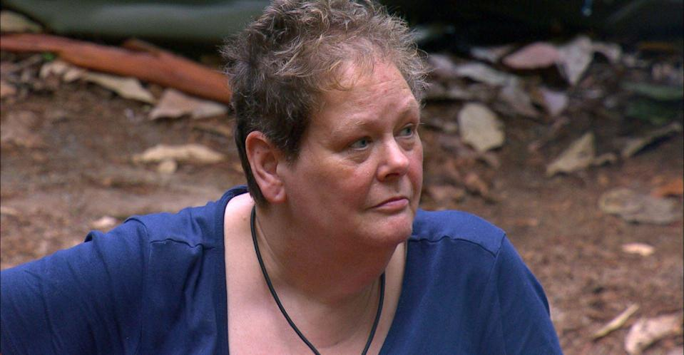 Hegerty has opened up about life since appearing on 'I'm a Celeb' (REX/Shutterstock)