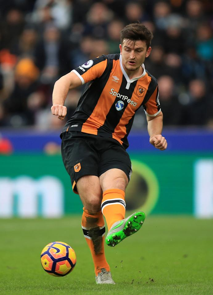 <p>Harry Maguire – Hull City (WhoScored.com rating 7.47)<br />Following injuries to Michael Dawson and Curtis Davies, Maguire has thrived alongside Andrea Ranocchia under Marco Silva, with only Ben Mee (61) making more headed clearances than in the Premier League in 2017 (57).<br />The 24-year-old has played for England U21 once already and has already been linked with a move to Tottenham and Everton.</p>