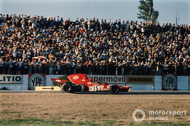 "Niki Lauda, March 721 Ford, GP d'Argentina del 1972 <span class=""copyright"">Sutton Motorsport Images</span>"