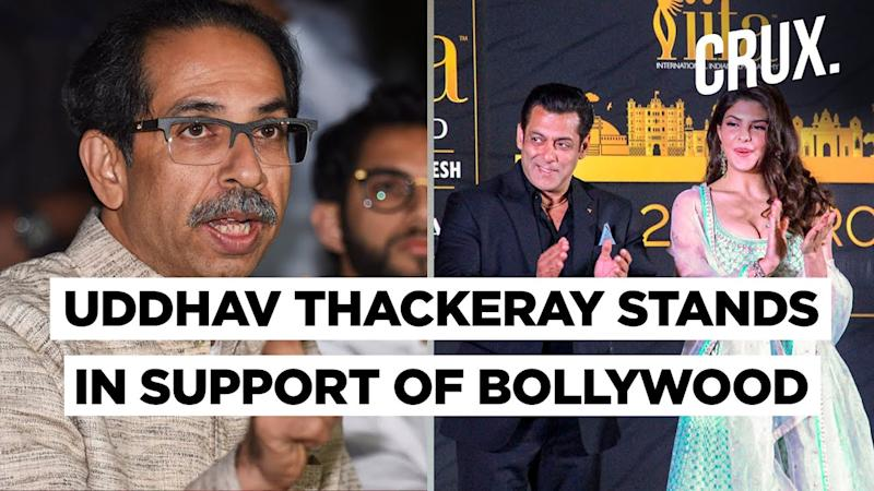 Attempts To Malign Bollywood Or Shift It Elsewhere Won't Be Tolerated: Maha CM Uddhav Thackeray