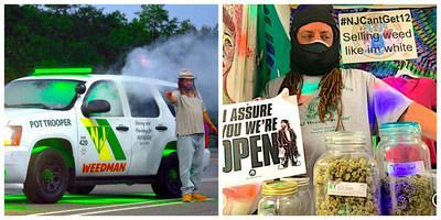 """On Friday, November 20, 2020, one of marijuana's staunchest supporters, Ed """"NJWeedman"""" Forchion, will hold a press conference at his NJWeedman's Joint location, contesting New Jersey's recent legalization of cannabis.  Forchion plans to announce his federal lawsuit against New Jersey Governor Phil Murphy, accusing the state of baiting New Jersey citizens into voting for the legalization of a corporate, Caucasian run cannabis industry, under the guise of legalizing marijuana."""
