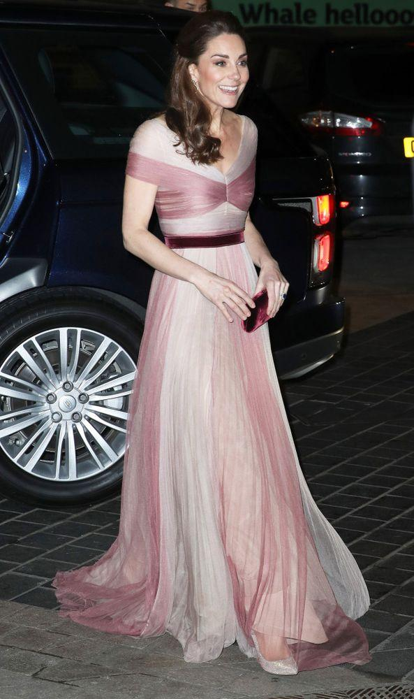 Kate Middleton attends 100 Women in Finance gala dinner | Chris Jackson/Getty