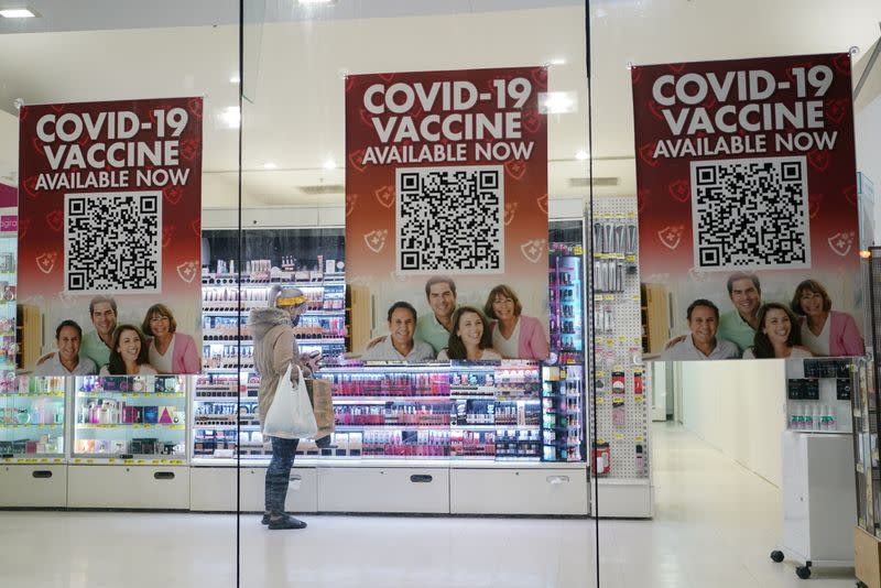 A COVID-19 lockdown remains in place as outbreak of cases affects Sydney