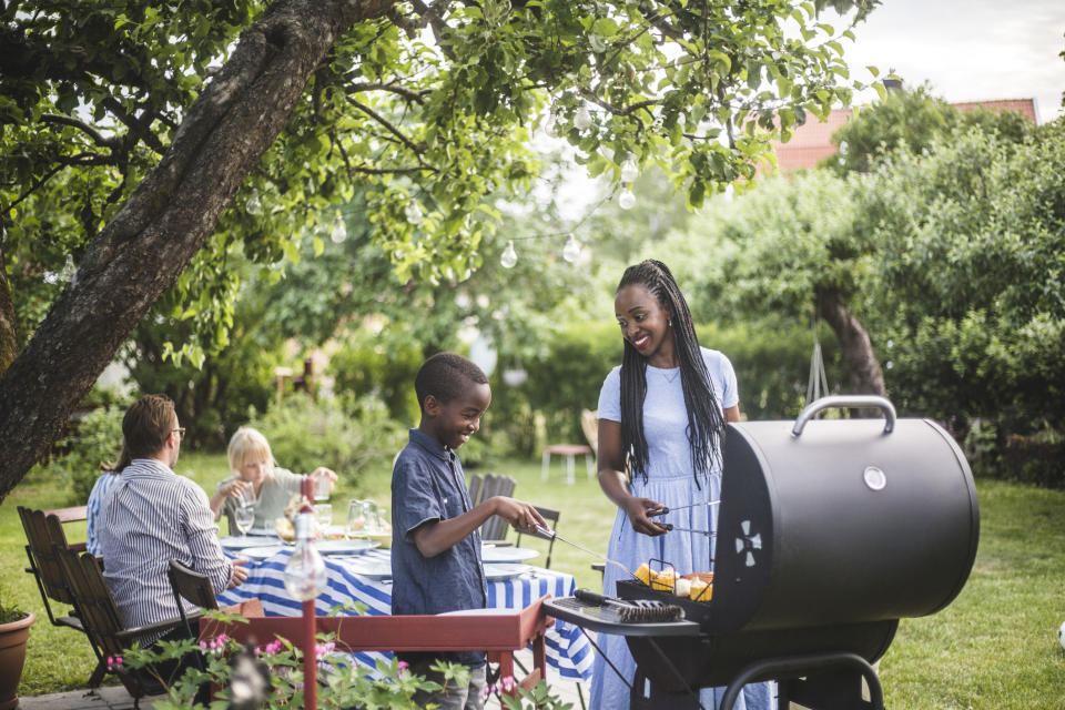It looks set to be a summer of BBQs. (Getty Images)