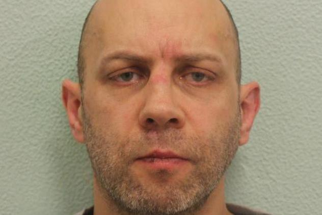 Dangerous: Anthony James Roberts, aged 41: Met Police