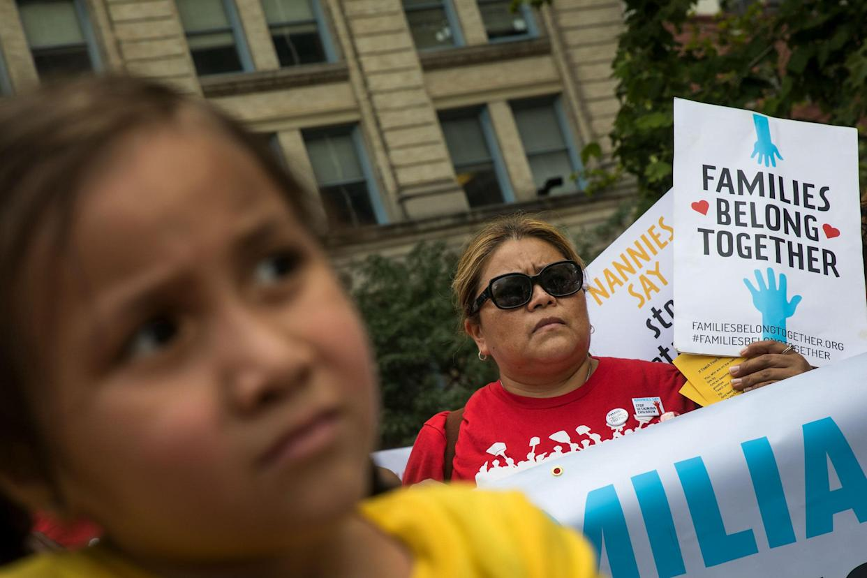 Many have called for the abolition of ICE: Getty
