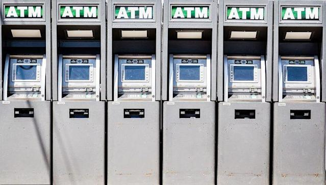 ATMs are convenient, but costly.