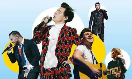 'New entry at 84': why are One Direction's solo careers stalling?