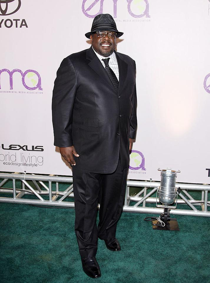 "Cedric the Entertainer looked spiffy in his suit. Jean Baptiste Lacroix/<a href=""http://www.wireimage.com"" target=""new"">WireImage.com</a> - October 25, 2009"