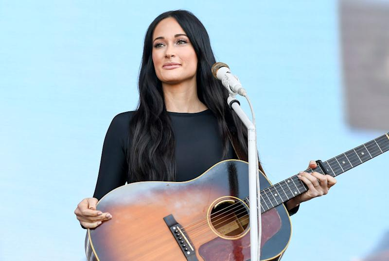 Kacey Musgraves performs at the 2019 Outside Lands Music & Arts Festival at Golden Gate Park on Aug. 11 in San Francisco. (Photo: Steve Jennings/WireImage)