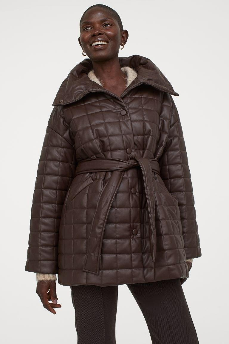 """<br><br><strong>H&M</strong> Quilted Jacket, $, available at <a href=""""https://www2.hm.com/en_gb/productpage.0940483001.html"""" rel=""""nofollow noopener"""" target=""""_blank"""" data-ylk=""""slk:H&M"""" class=""""link rapid-noclick-resp"""">H&M</a>"""