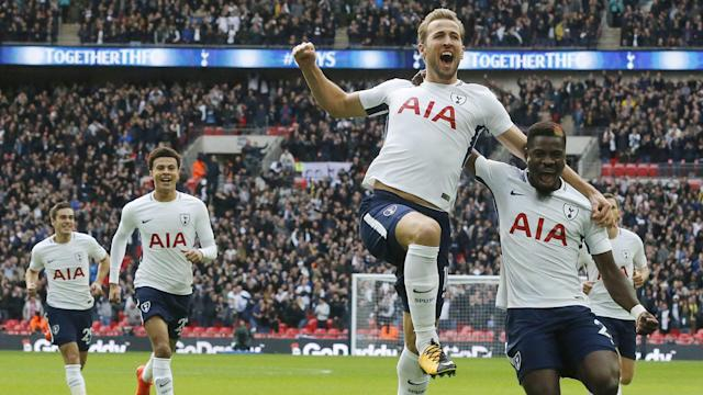 """It is the third season that we are trying to catch someone,"" Pochettino said."