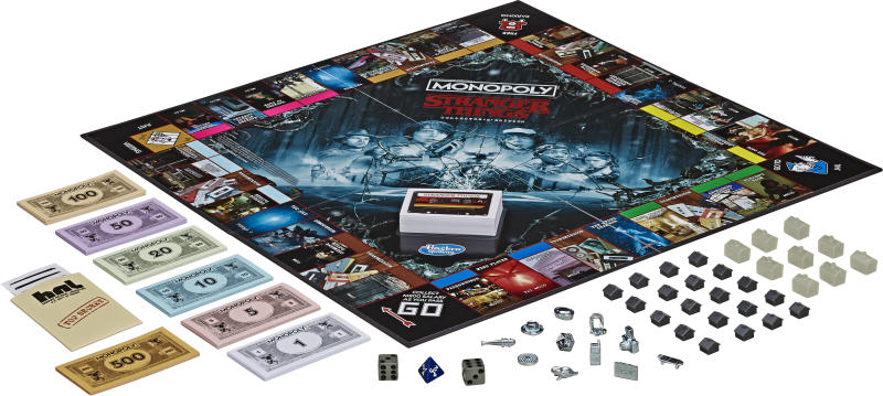 Stranger Things Collector's Edition Monopoly (Photo: Hasbro Gaming)