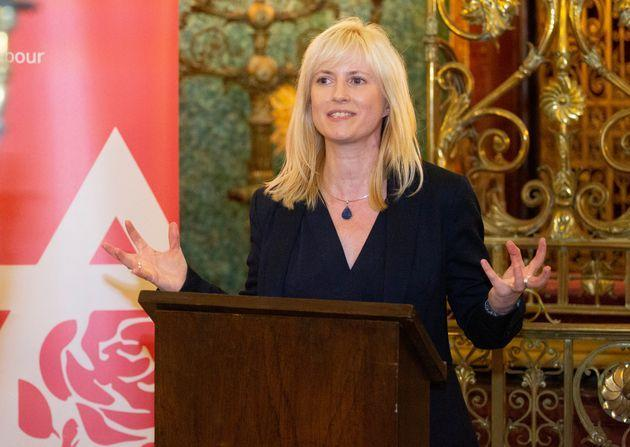 Labour MP Rosie Duffield (Photo: Nicola Tree via Getty Images)