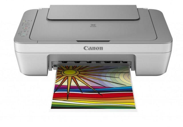 work from home essentials - canon printer