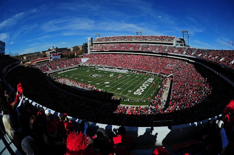 UGA employee fired after hidden cameras found in Bulldogs locker room showers