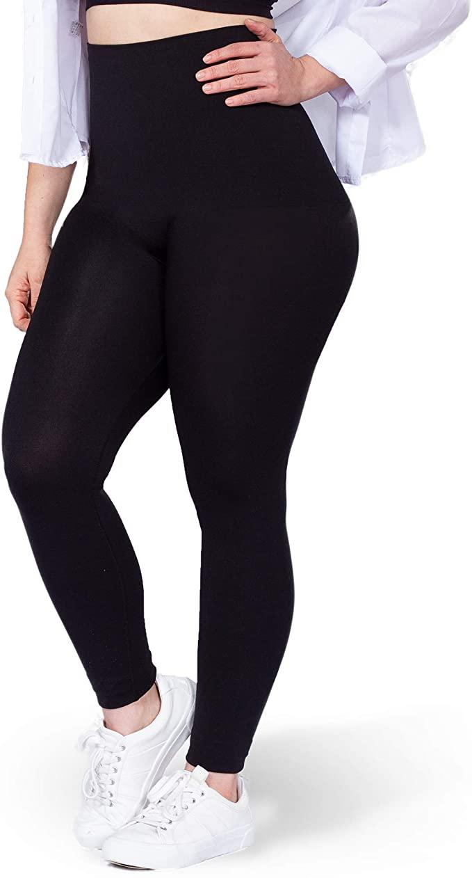 Shapermint High Waisted Compression Butt Lifting Leggings - Shapewear for Women