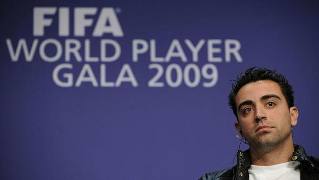 <p>With Lionel Messi taking home his first Ballon d'Or, his Barcelona teammate, Xavi, finished third. </p> <br><p>The Spanish midfielder took home 170 votes and arguably deserved to be higher up, after winning player of the tournament at Euro 2008 having helped his side lift the trophy. </p>
