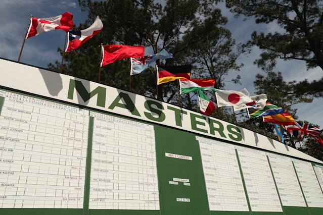 Masters 2019: Viewer's guide for the final round of the Masters