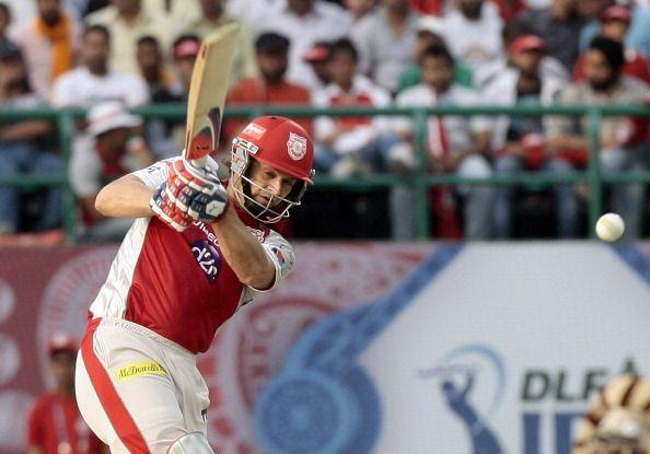 Gilchrist was leading the KXIP by example
