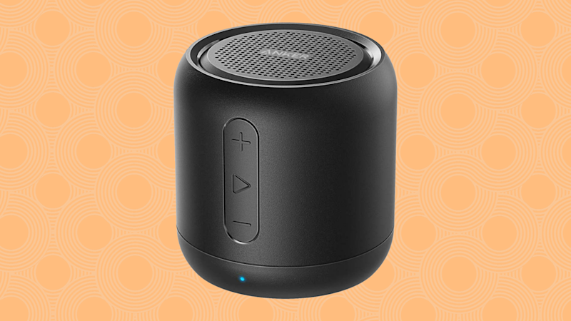 Save 27 percent on this wallet-friendly Bluetooth speaker! (Photo: Amazon)