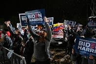 While Democrat Joe Biden's supporters are less vocal during his rallies compared to those of US President Donald Trump, the challengers' backers say they are less concerned with that than generating turnout ahead of Tuesday's election