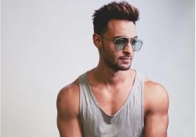 Aayush Sharma trains in MMA to be army officer for 'Kwatha'