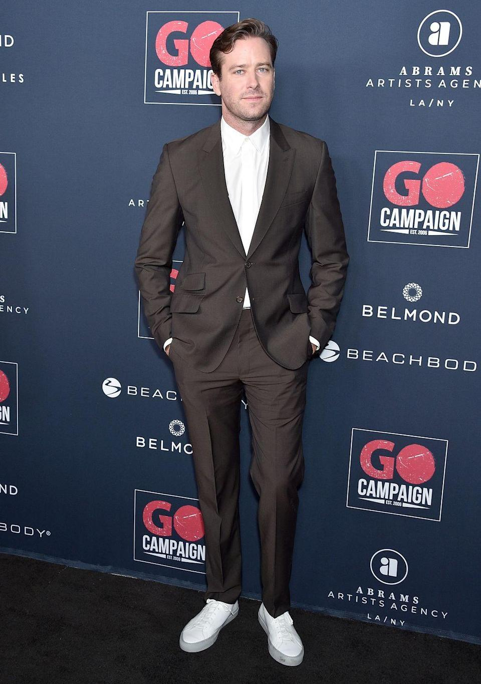 "<p>Height: 6'5""</p><p>Watch his performance in <em>The Social Network</em> to get a better sense of his height.</p>"