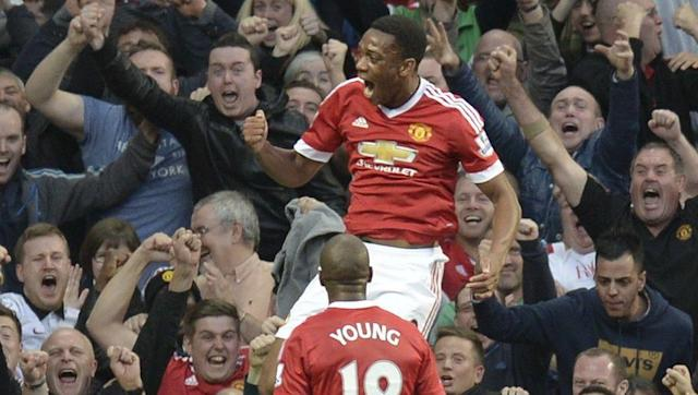 <p><strong>Opponents: </strong>Liverpool, Southampton</p> <br><p>Anthony Martial's £36m arrival at the very end of the 2015 summer transfer window came as something of a shock, but he started in the ultimate fashion when he scored against Liverpool just moments into his debut. Eight days later he scored a brace against Southampton.</p>