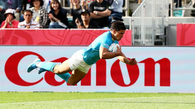 Esteban Meneses challenged Uruguay to keep showing their progress against Georgia after stunning Fiji at the Rugby World Cup.