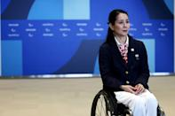 Former Paralympian Miki Matheson says she is treated as a disabled person when in Japan, unlike at home in Canada