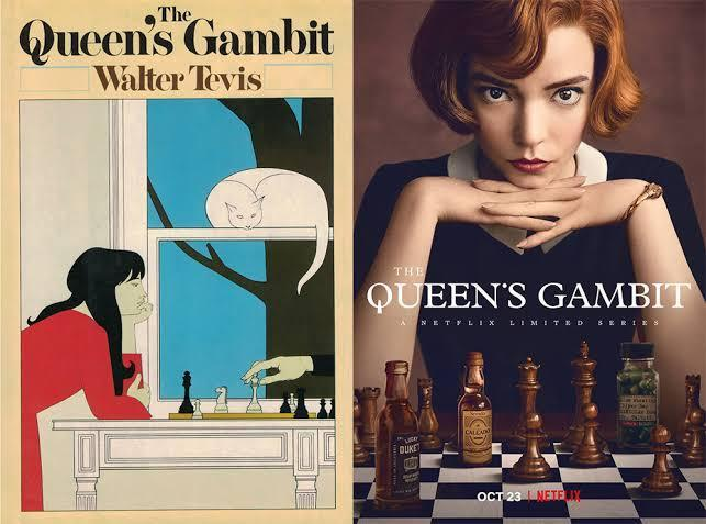 interesting facts about The Queen's Gambit