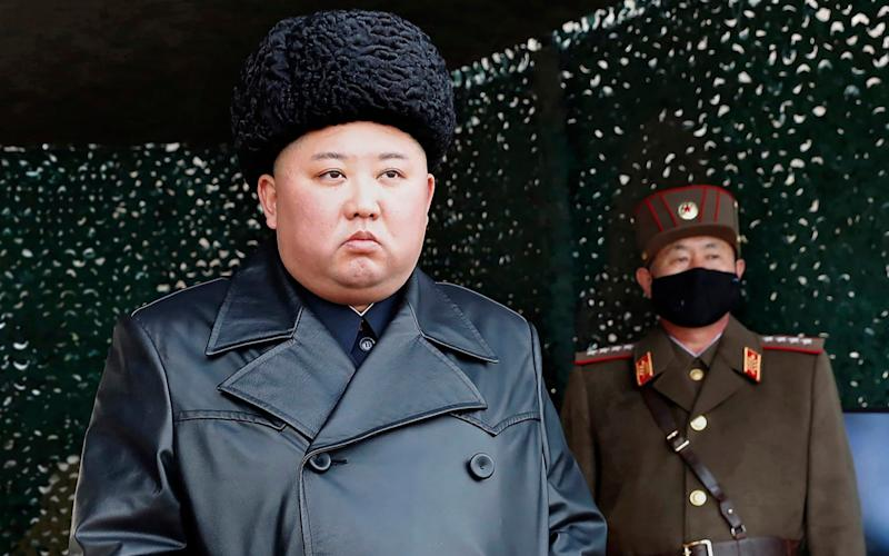 Kim Jong-un has not been seen since April 11 - HOGP/KCNA via KNS