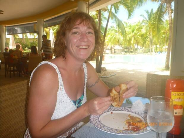 Karen Gagnon said she was relieved to recover lost photos of her trip to San Juan, after her corroded camera was found on the beach at Lake Koocanusa a year later.