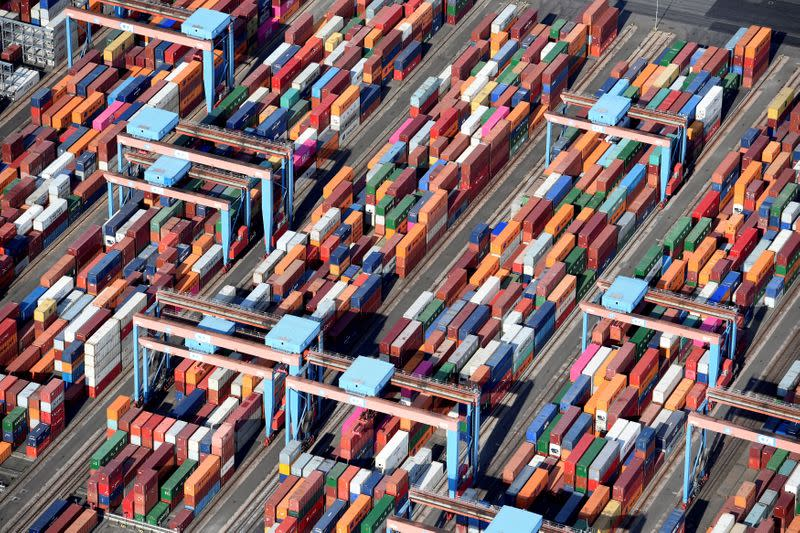 German exports rebound less than expected in May