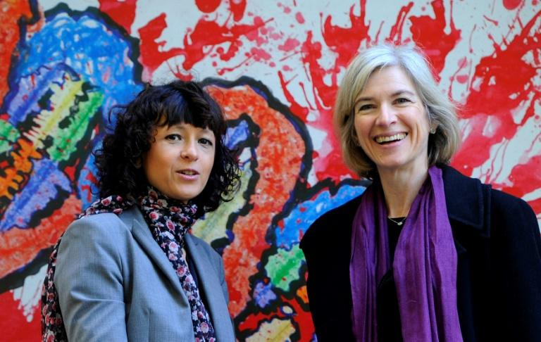 Nobel winning women hope to inspire a new generation of scientists