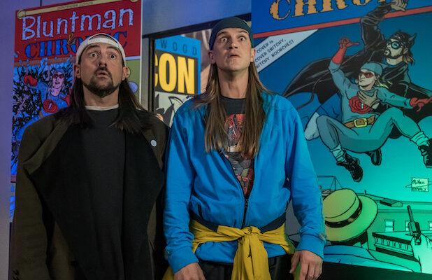 How 'Jay and Silent Bob Reboot' Allowed Kevin Smith to 'Correct' 'Chasing Amy' (Video)