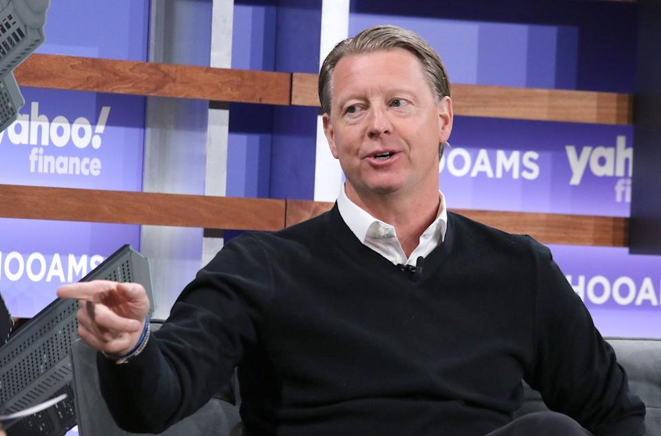 NEW YORK, NEW YORK - OCTOBER 10: CEO of Verizon Communications Hans Vestberg attends the Yahoo Finance All Markets Summit at Union West Events on October 10, 2019 in New York City. (Photo by Jim Spellman/Getty Images)